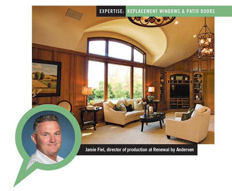 House & Home Ask the Expert – Jamie Fiel, Director of Production, Renewal by Andersen