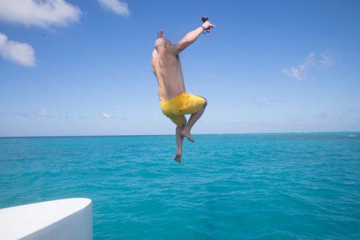 Elser-Jamaica-top-producer-Jumping-Off-Boat